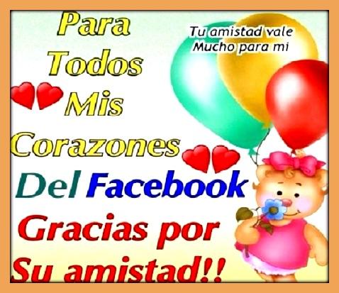 Día Del Amor y Amistad Para Comparir En Facebook