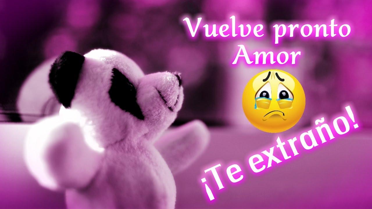 Imagenes Con La Frase Te Extrano Para Compartir En Facebook