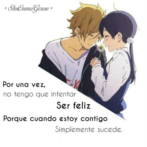 Imágenes De Amor En Anime Para Compartir