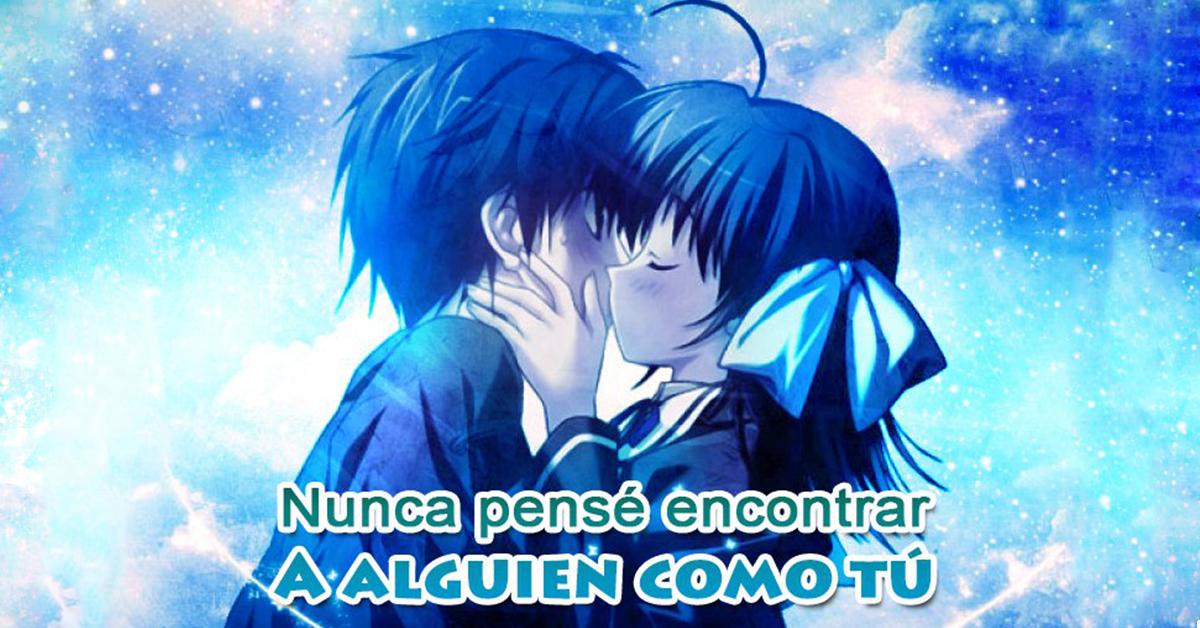 Imágenes De Amor En Anime