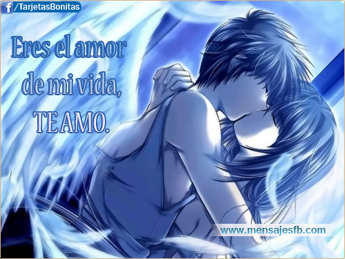 Imágenes De Amor y Romance En Anime Para Dedicar Al Amor De Tu Vida