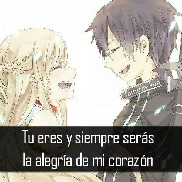 Imágenes De Anime Para Dedicar Al Amor De Tu Vida