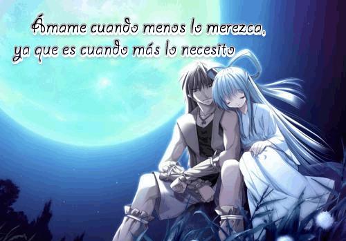 Imágenes Romanticas En Anime Para Dedicar Al Amor De Tu Vida