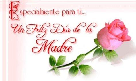 Imagenes De Feliz Día De Las Madres Con Frases y Rosas Para Regalar
