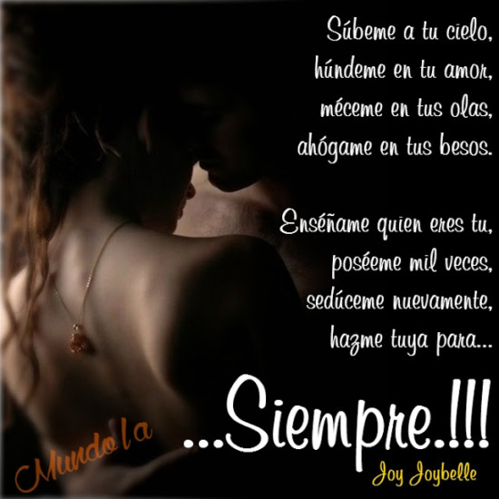 Besos De Amor Con Frases Románticas En Imagen