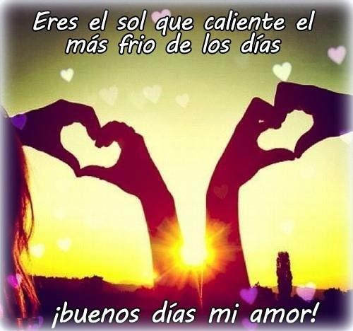 Best Frases Romanticas Para Decirle Buenos Dias A Mi Novia Image
