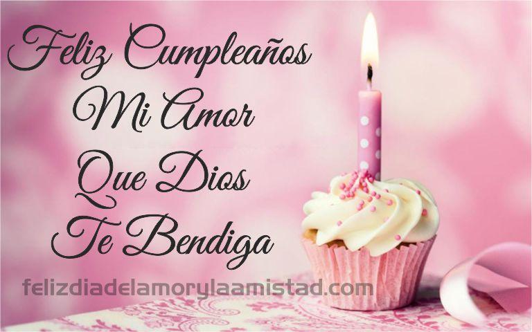 Imágenes Para Desear Un Cumpleaños Feliz Al Amor De Tu Vida Por Facebook