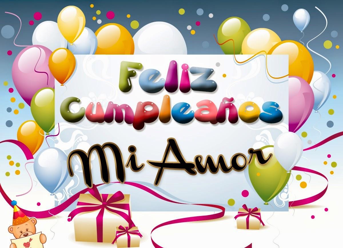 Postales Para Desear Un Cumpleaños Feliz Al Amor De Tu Vida