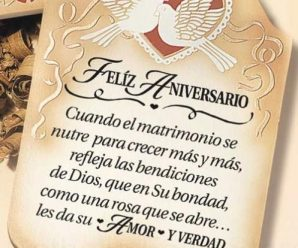 Imágenes Con Frases De Feliz Aniversario De Bodas