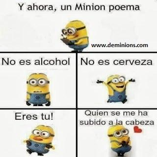 Bonitas Poemas De Amor De Los Minions