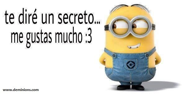 Bonitas Secretos De Amor De Los Minions