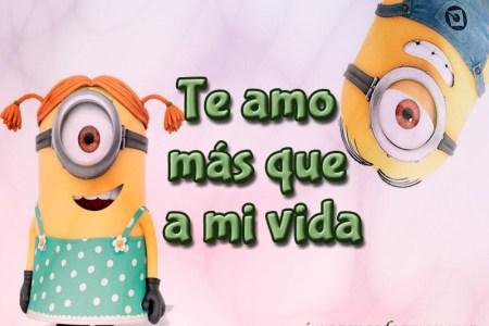 Frases De Amor De Los Minions Para Descargar
