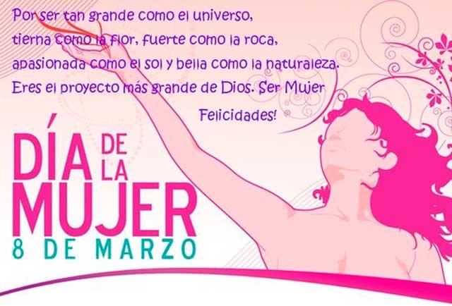 Imágenes Para Dedicar El Día De La Mujer