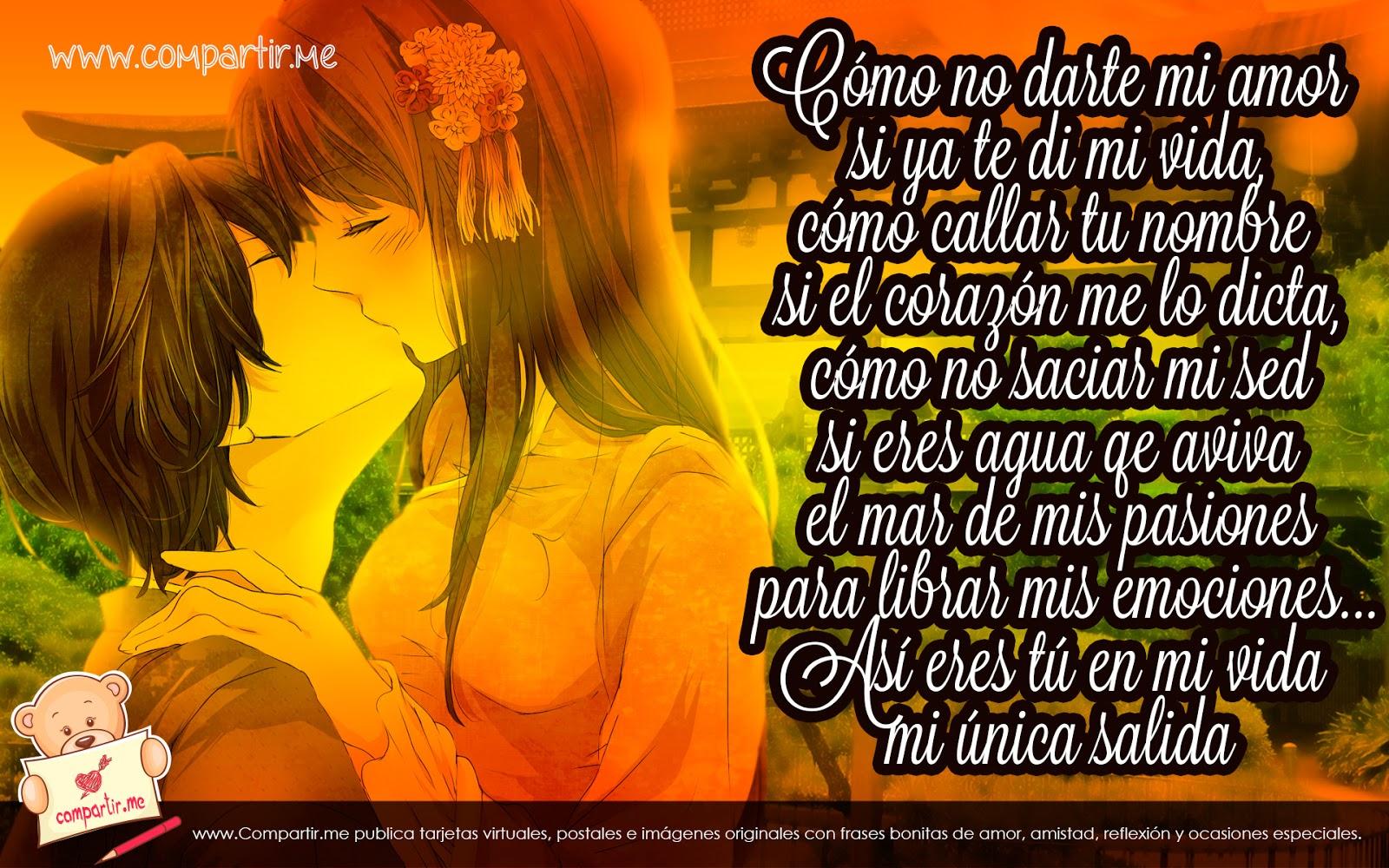 Imagen De Amor Para Conquistar Al Amor De Mi Vida
