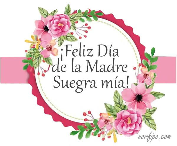 Palabras Cortas Para Felicitar a La Mi Suegra El Día De Las Madres