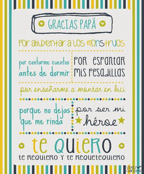 Mensajes Para Papá Con Amor