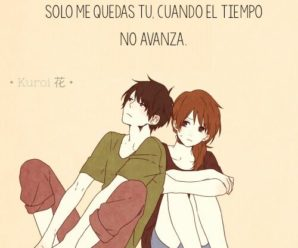 Frases De Amor En Anime Para Dedicar Por Facebook