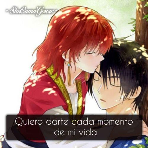 Frases De Amor En Anime Para Dedicar