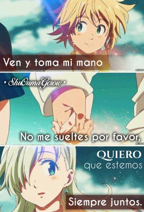 Frases De Amor En Anime Para Regalar