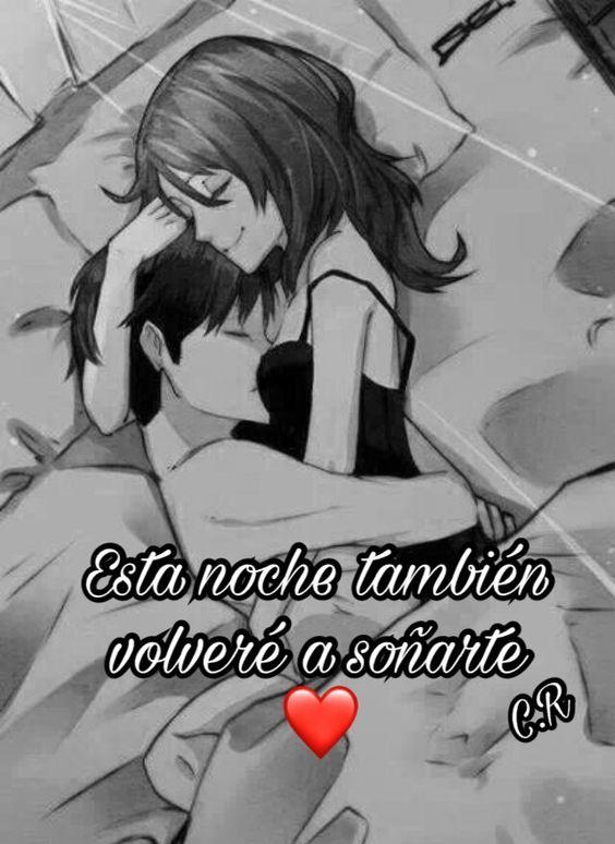 Frases De Buenas Noches Al Amor De Mi Vida En Imagen