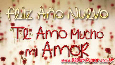 Frases De Amor De Feliz Año Nuevo