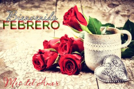 Frases Para Facebook Con La Bienvenida Al Mes De Febrero