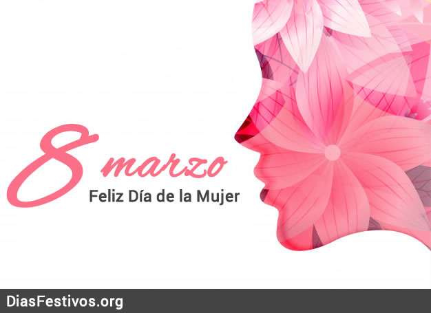 Hermosas Imágenes Con Frases Para El Día De La Mujer