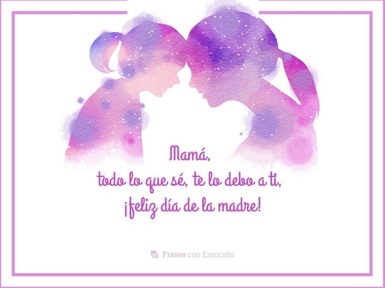 Lindas Frases De Amor Para Dedicar a Mi Madre