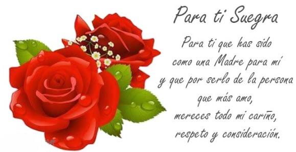 Para MI Suegra Este Día De Las Madres