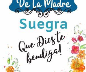 Imágenes Con Frases De Amor Para Mi Suegra Este Día De Las Madres