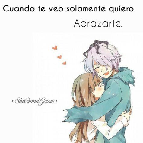 Anime Con Frases De Amor en Imagen