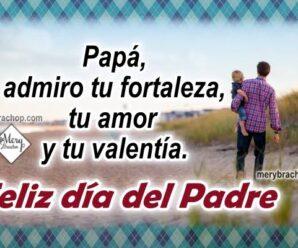 Imágenes Con Frases Para Un Feliz Día Del Padre