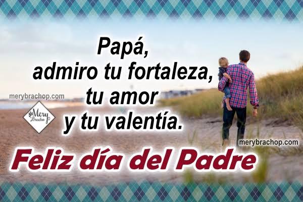 Imágenes Con Lindas Frases Para Felicitar a Papá