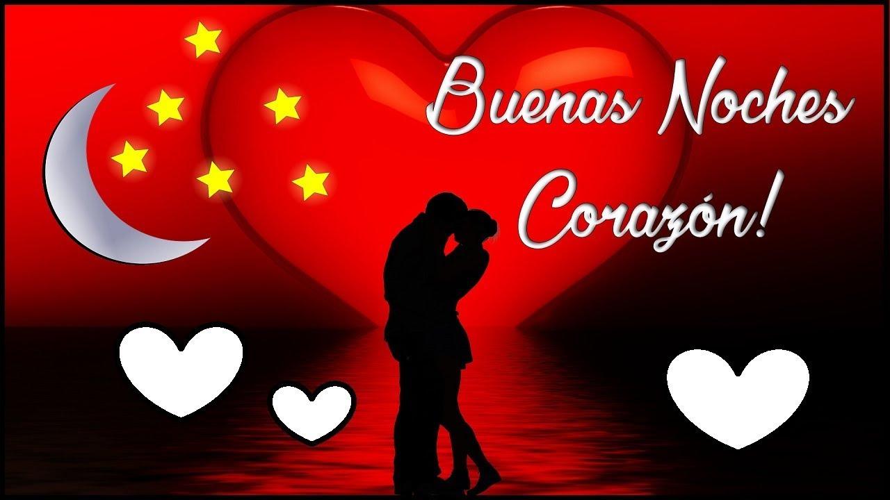 Imágenes Con Frases De Buenas Noches Para Mi Amor