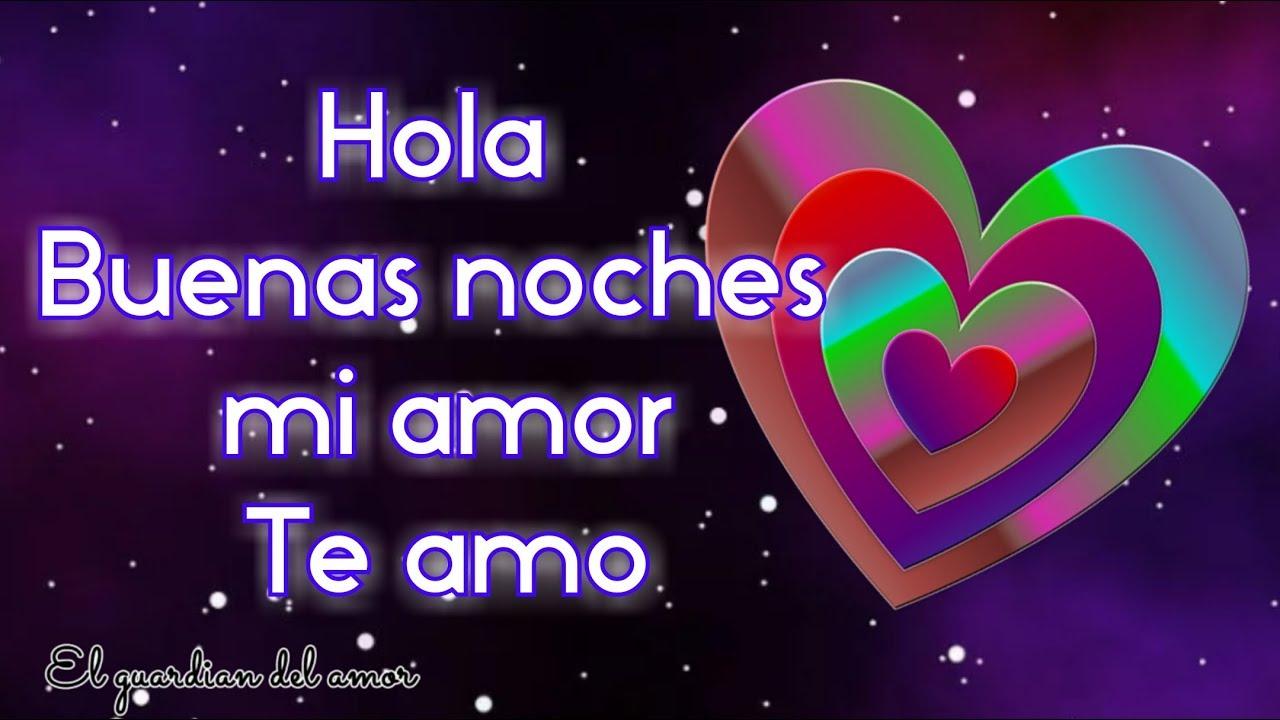 Imágenes De Buenas Noches Para Mi Amor Por Facebook