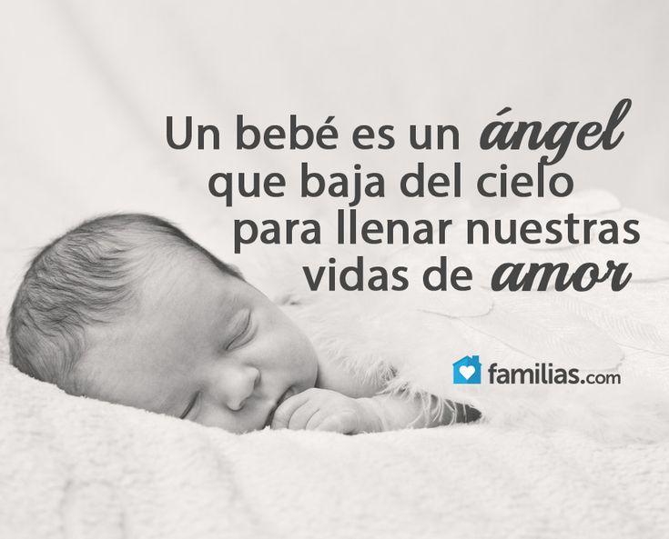 Frases De Amor Para Un Bebé En Imagen