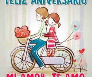 Imágenes De Feliz Aniversario Para Dedicar a Mi Amor