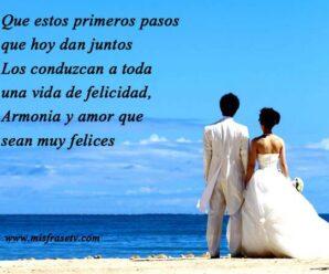 Lindas Imágenes Con Frases Para Felicitar a Recién Casados