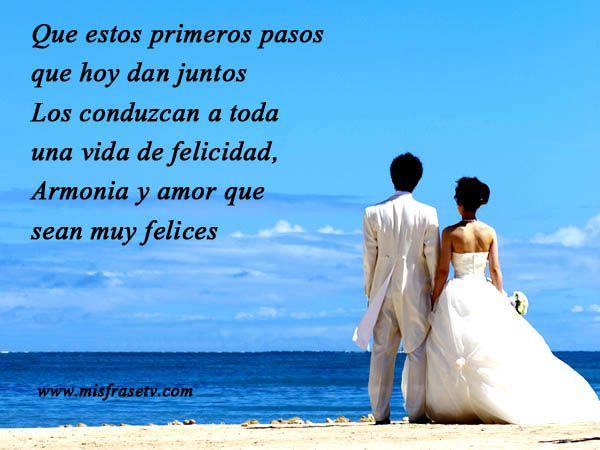 Imágenes Con Frases De Amor Para Felicitar a Recien Casados