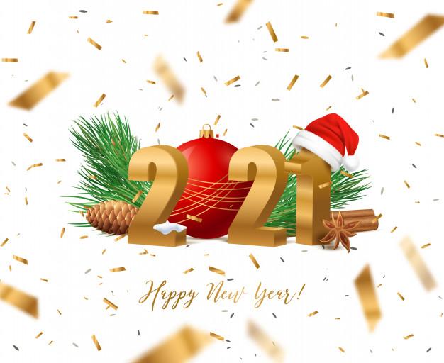 Feliz Año Nuevo Para El Amor