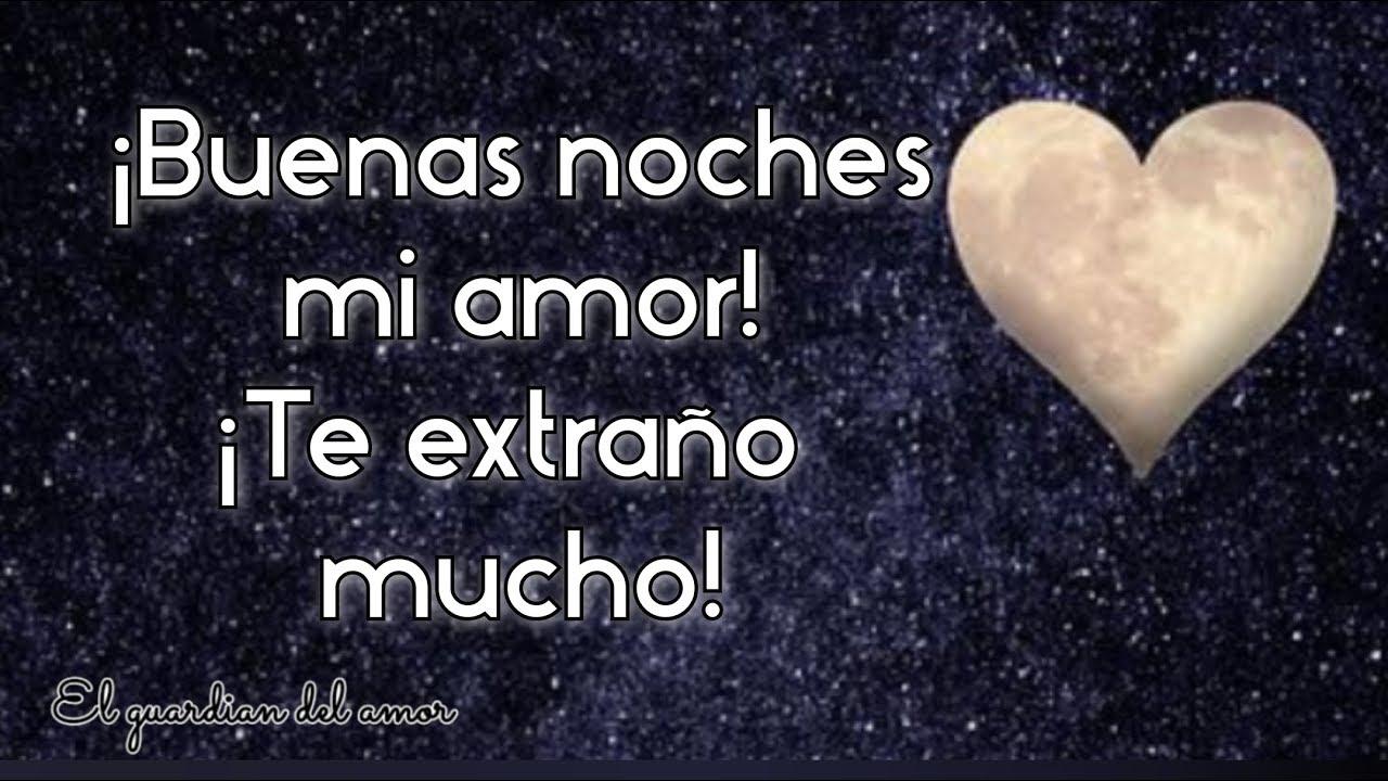 Buenas Noches a Mi Amor En Imagen