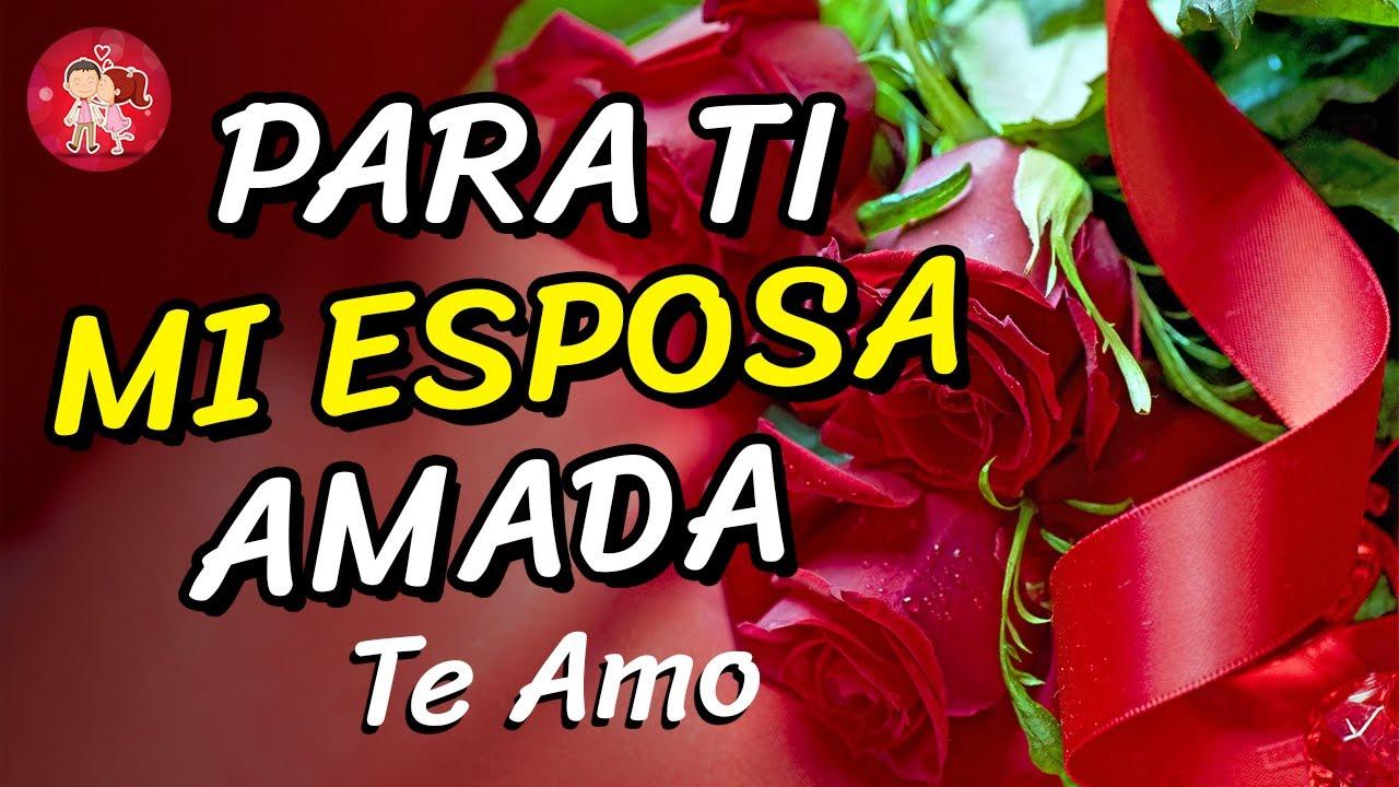 Imágenes Con Lindas Frases De Amor Para Dedicar a Mi Esposa