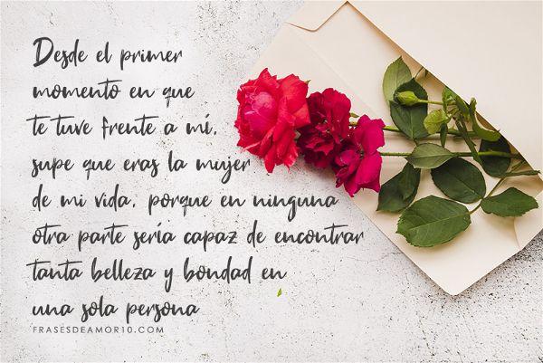Poemas De Amor Para Dedicar a Mi Amada Esposa