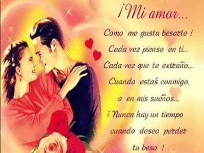 Mensajes De Amor Para Dedicar a El Amor De Mi VIda