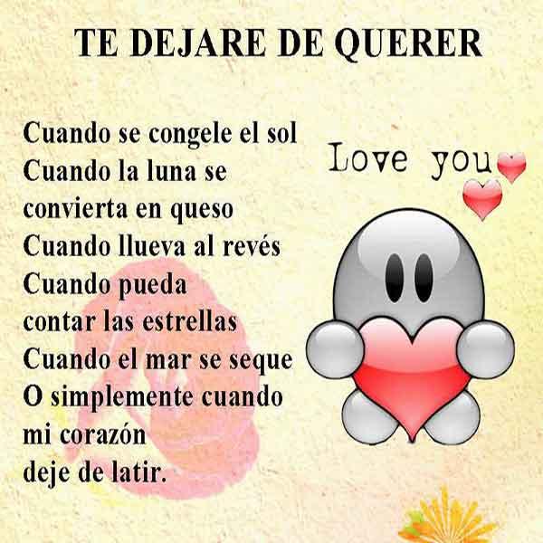 Poemas De Amor Para Dedicar a Mi Amor