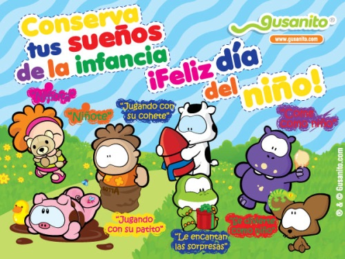 Lindas Imágenes Para Dedicar Este Día Del Niño