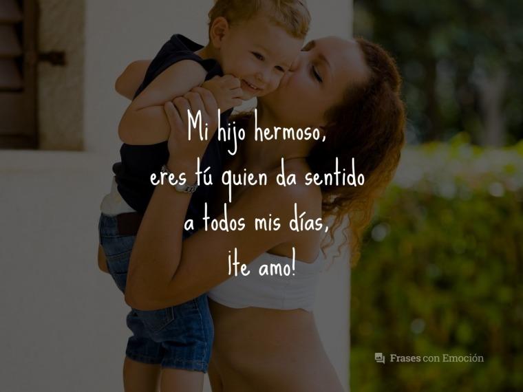 Bellas Palabras Con Amor De Una Madre Para Su Bebé