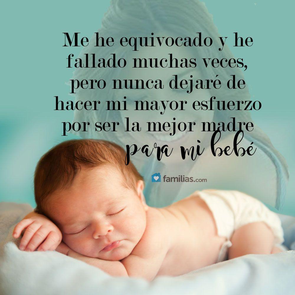 Bellas Palabras De Amor Para Mi Lindo Bebé En Imagen