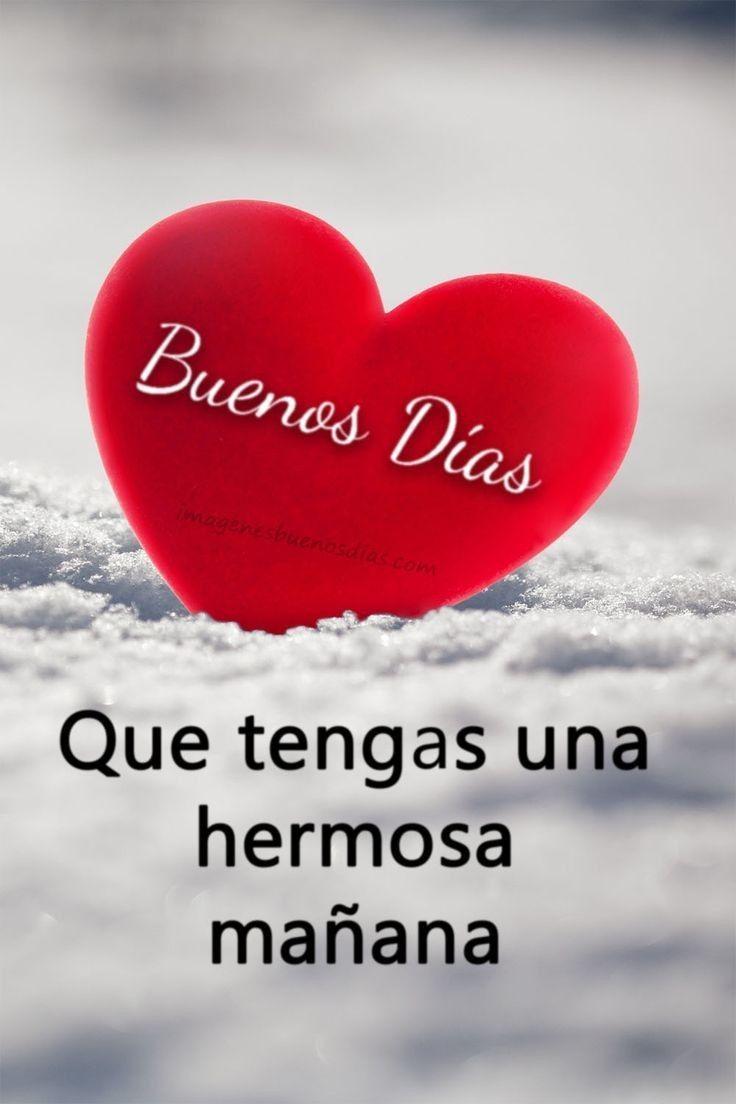 Frases De Amor Para Dar Los Buenos Días en Imagen