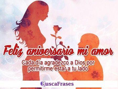Frases De Feliz Aniversario Amor Para Dedicar